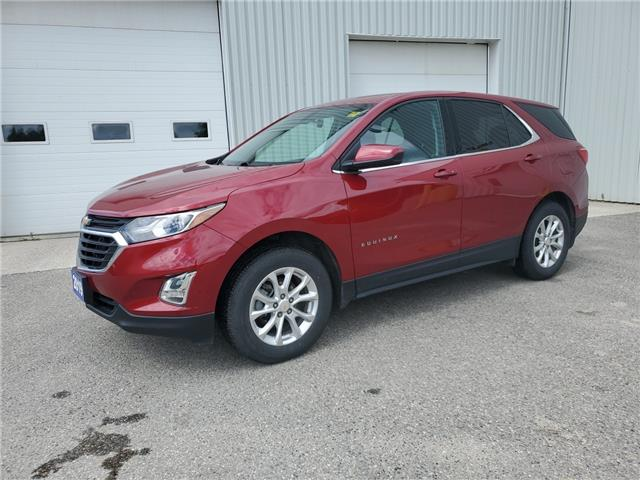 2019 Chevrolet Equinox 1LT (Stk: P3498) in Timmins - Image 1 of 10