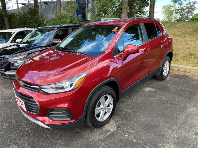 2018 Chevrolet Trax LT (Stk: 350550AP) in Mississauga - Image 1 of 10