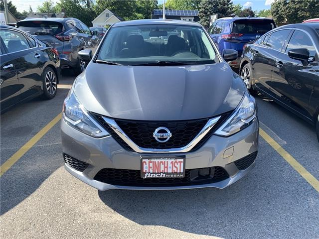 2018 Nissan Sentra 1.8 S (Stk: 10029-A) in London - Image 1 of 3
