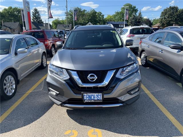 2017 Nissan Rogue SV (Stk: 16122-A) in London - Image 1 of 3