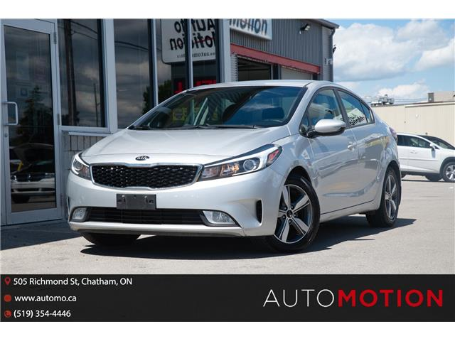 2018 Kia Forte  (Stk: 211110) in Chatham - Image 1 of 22