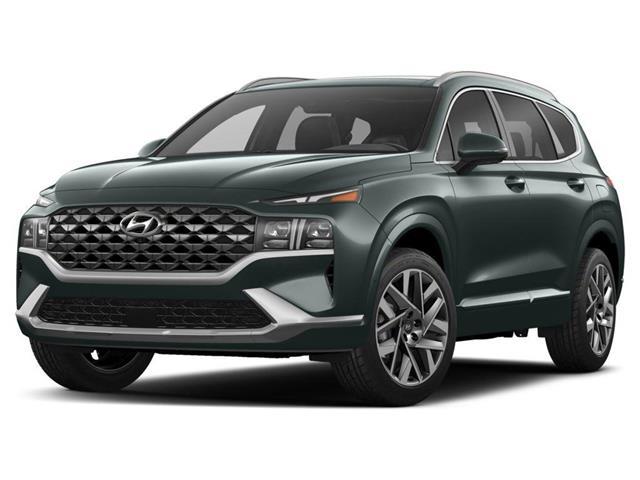 2021 Hyundai Santa Fe Preferred w/Trend Package (Stk: N23265) in Toronto - Image 1 of 2