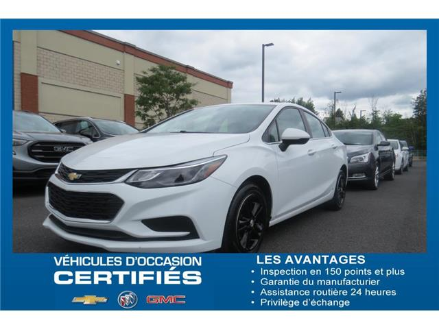 2017 Chevrolet Cruze LT Auto (Stk: U9154) in Sainte-Julie - Image 1 of 22