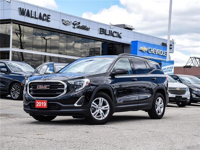 2019 GMC Terrain FWD SLE, REMOTE START, BACK UP CAM, HEATED SEATS (Stk: 368898A) in Milton - Image 1 of 26