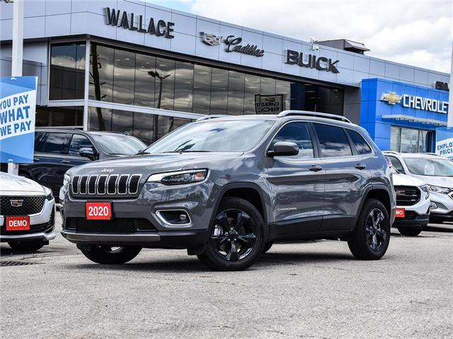 2020 Jeep Cherokee Limited 4x4 (Stk: MF043418A) in Milton - Image 1 of 25
