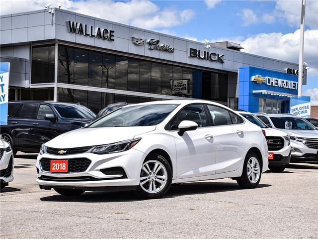 2018 Chevrolet Cruze 4dr Sdn 1.4L LT w-1SD, HEATED SEAT, BLUE TOOTH (Stk: PL5424) in Milton - Image 1 of 24