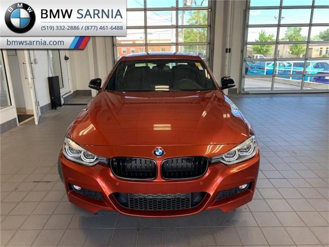 2018 BMW 330i xDrive (Stk: BU897) in Sarnia - Image 1 of 10