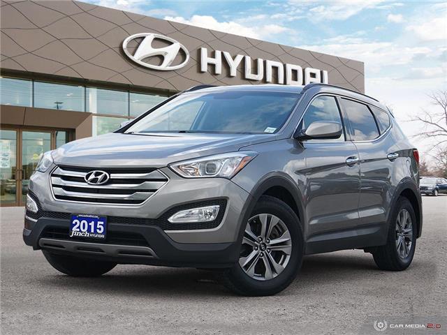 2015 Hyundai Santa Fe Sport 2.4 Base (Stk: 94341) in London - Image 1 of 27