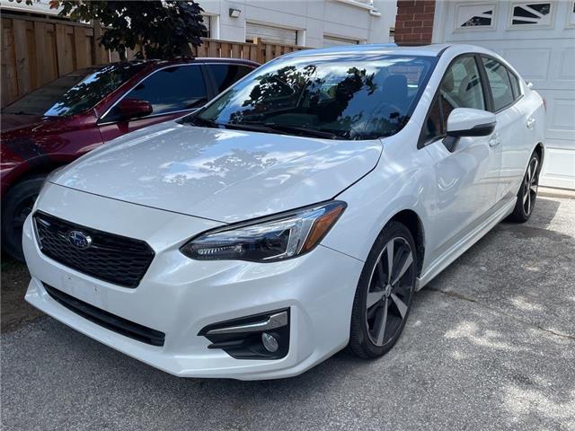 2018 Subaru Impreza Sport-tech (Stk: P3653) in Toronto - Image 1 of 23