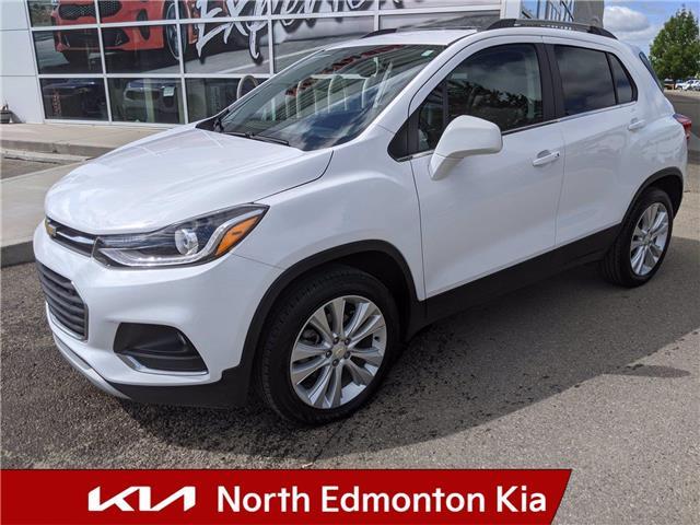 2019 Chevrolet Trax Premier (Stk: 21SN9574A) in Edmonton - Image 1 of 27