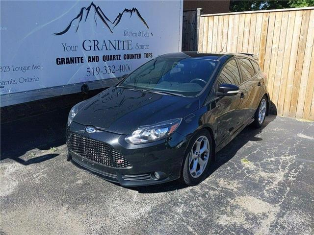 2014 Ford Focus ST Base (Stk: A9527) in Sarnia - Image 1 of 1
