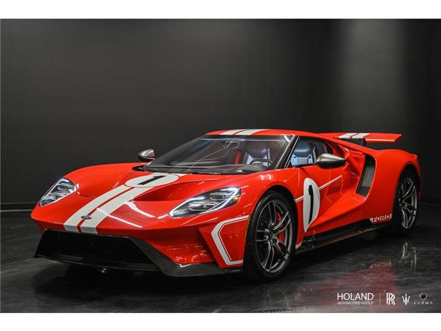 2018 Ford GT Heritage Edition (Stk: 2FAGP9) in Montreal - Image 1 of 30