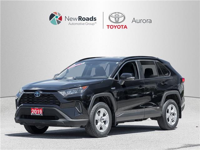 2019 Toyota RAV4 Hybrid  (Stk: 326621) in Aurora - Image 1 of 18