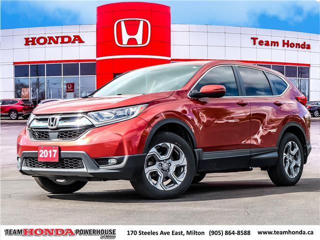 2017 Honda CR-V EX (Stk: 3905) in Milton - Image 1 of 29