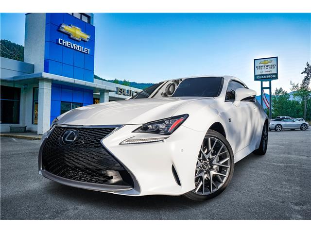 2015 Lexus RC 350 Base (Stk: P21-113) in Trail - Image 1 of 29