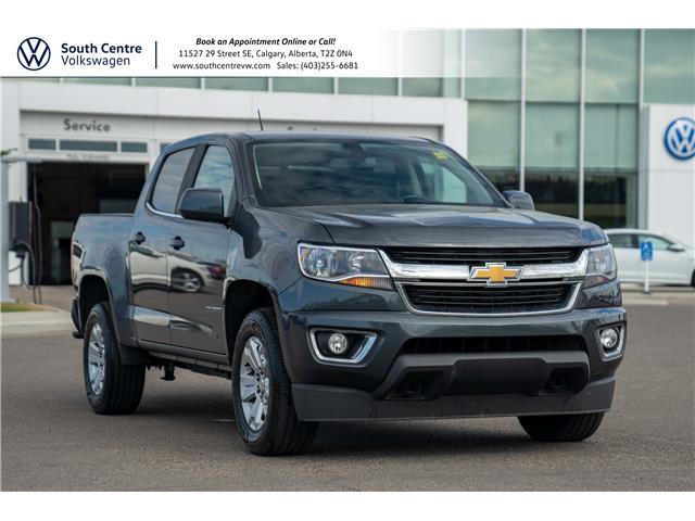2016 Chevrolet Colorado LT (Stk: 10210A) in Calgary - Image 1 of 34