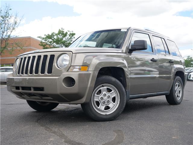 2008 Jeep Patriot Sport/North (Stk: 1493B) in Mississauga - Image 1 of 7