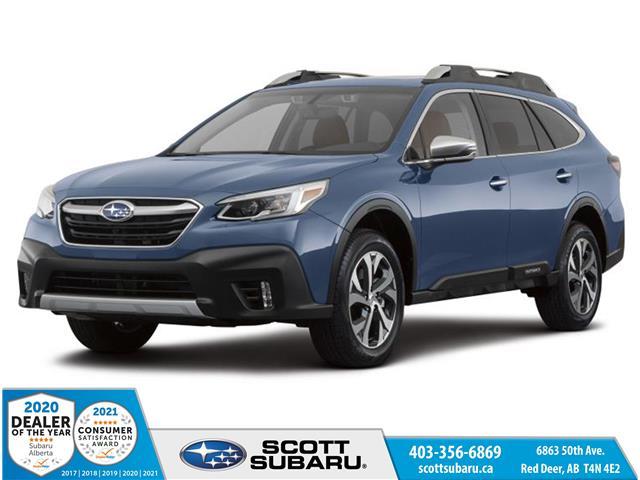 2022 Subaru Outback Premier (Stk: 119566) in Red Deer - Image 1 of 2