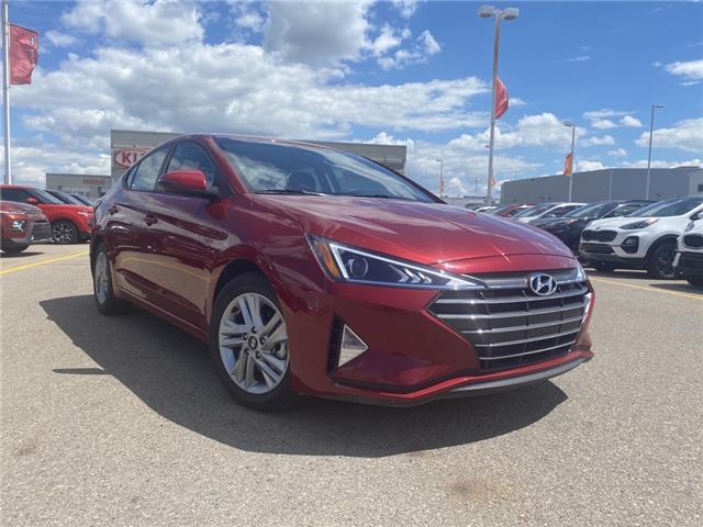 2020 Hyundai Elantra  (Stk: P4946) in Saskatoon - Image 1 of 13
