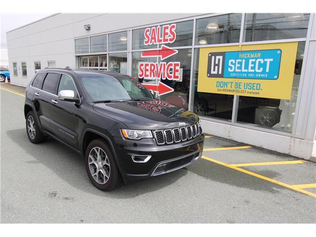 2019 Jeep Grand Cherokee Limited (Stk: PNPU1403) in St. John\'s - Image 1 of 22
