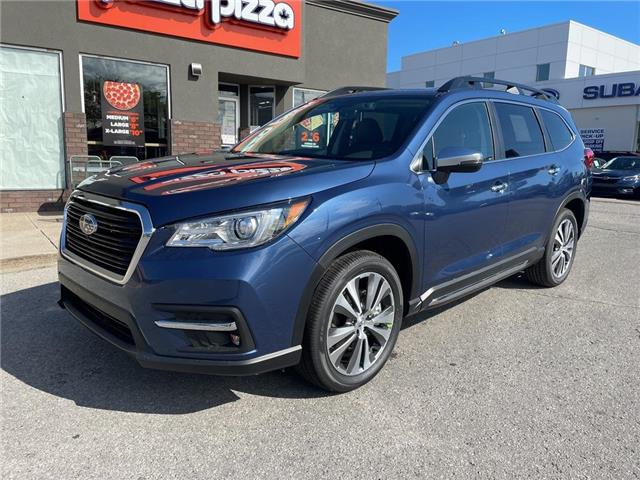 2021 Subaru Ascent Premier w/Brown Leather (Stk: S6028) in St.Catharines - Image 1 of 15