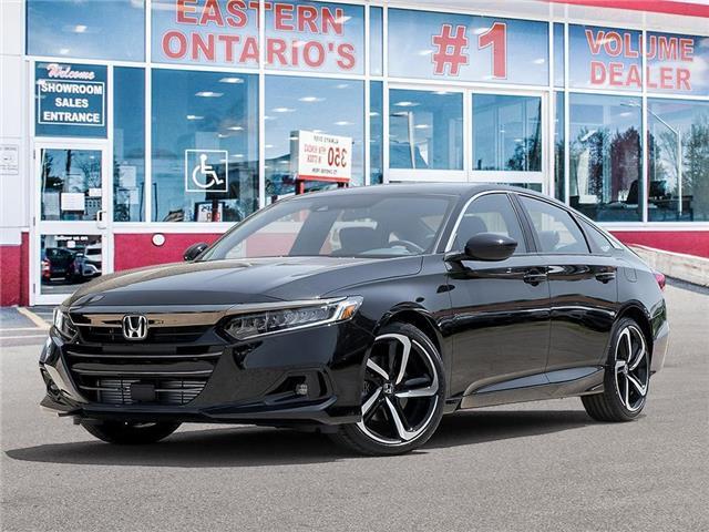 2021 Honda Accord Sport 1.5T (Stk: 344180) in Ottawa - Image 1 of 23