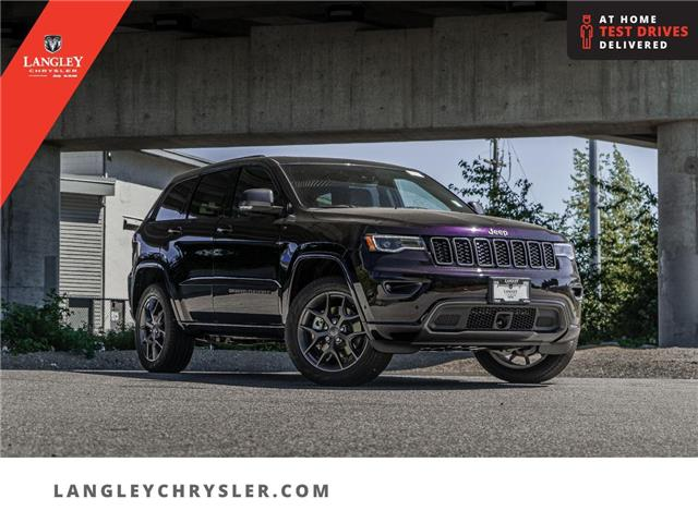 2021 Jeep Grand Cherokee Limited (Stk: M745925) in Surrey - Image 1 of 28