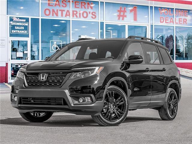 2021 Honda Passport Sport (Stk: 347130) in Ottawa - Image 1 of 23