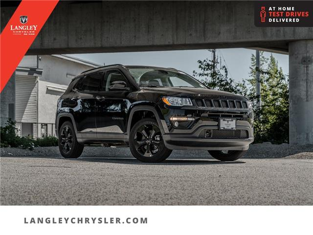 2021 Jeep Compass Altitude (Stk: M575246) in Surrey - Image 1 of 27