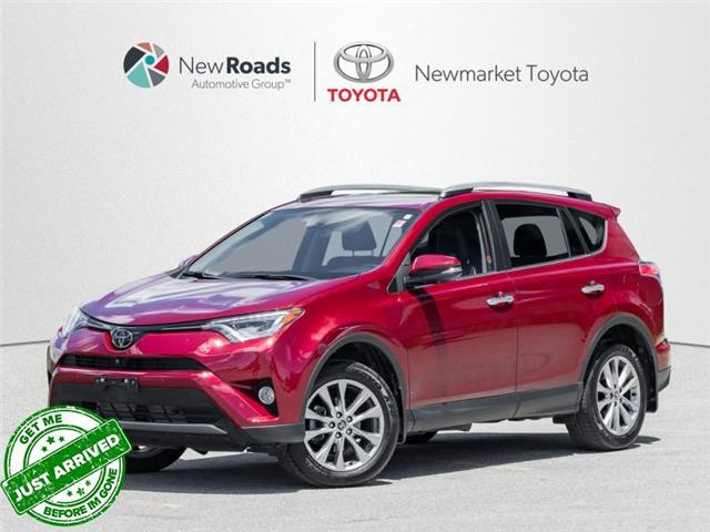 2018 Toyota RAV4 Limited (Stk: 363091) in Newmarket - Image 1 of 24