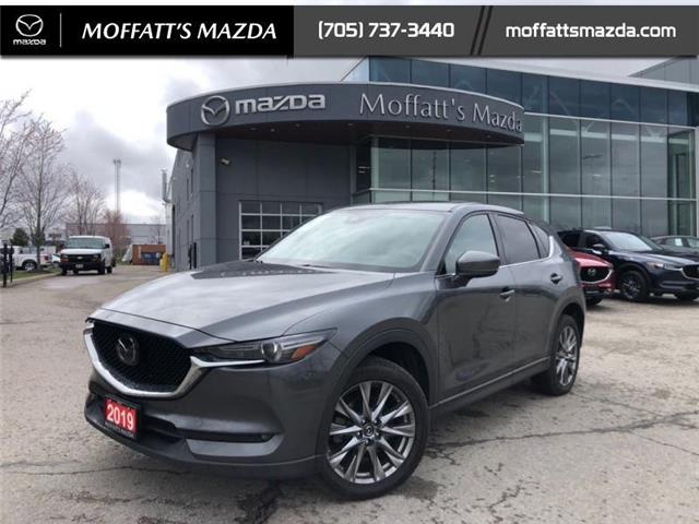 2019 Mazda CX-5 Signature (Stk: 28853) in Barrie - Image 1 of 20