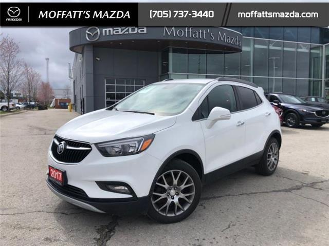 2017 Buick Encore Sport Touring (Stk: 28846A) in Barrie - Image 1 of 20