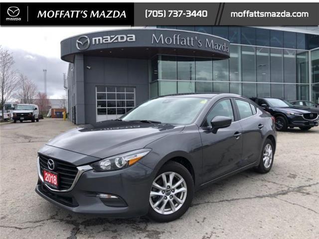 2018 Mazda Mazda3 GS (Stk: 28873) in Barrie - Image 1 of 17