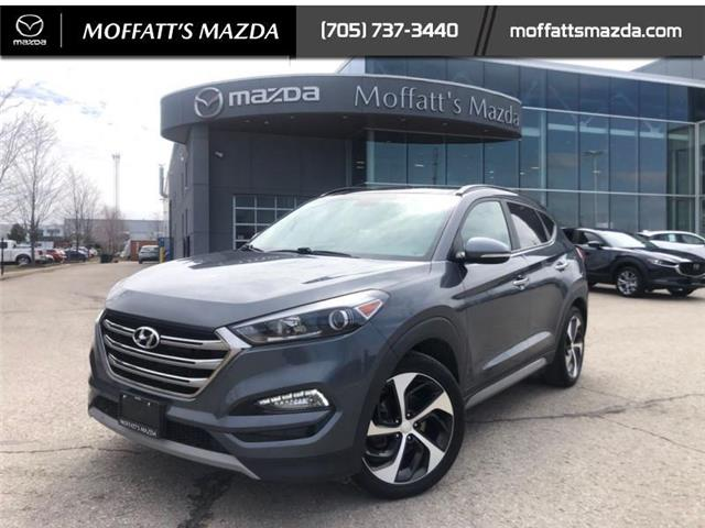 2017 Hyundai Tucson SE (Stk: P8933A) in Barrie - Image 1 of 22