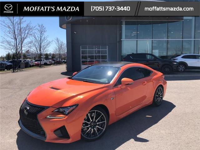 2016 Lexus RC F Base (Stk: 29096) in Barrie - Image 1 of 26