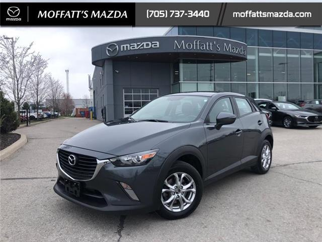 2017 Mazda CX-3 GS (Stk: P9163A) in Barrie - Image 1 of 18