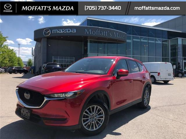 2018 Mazda CX-5 GS (Stk: 29133) in Barrie - Image 1 of 23