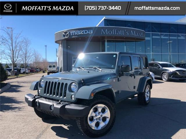 2014 Jeep Wrangler Unlimited Sahara (Stk: P9196A) in Barrie - Image 1 of 20