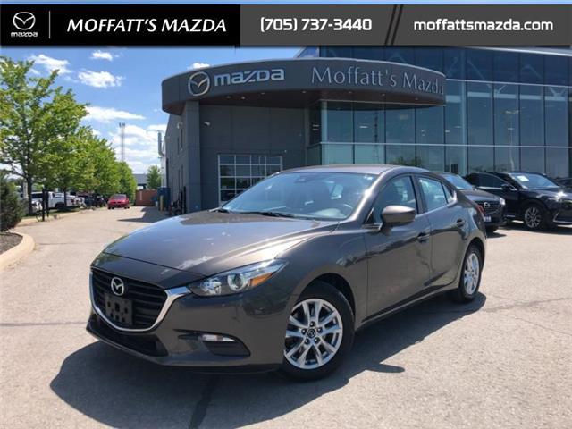 2017 Mazda Mazda3 GS (Stk: P9195A) in Barrie - Image 1 of 21