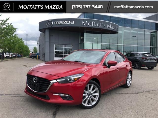 2017 Mazda Mazda3 GT (Stk: P9024A) in Barrie - Image 1 of 25