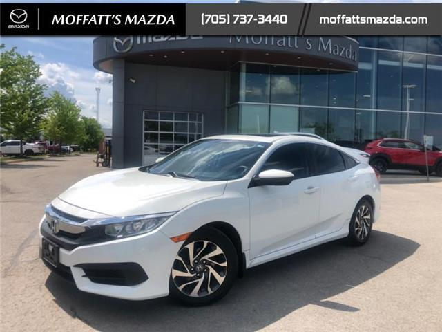2016 Honda Civic EX (Stk: P7563A) in Barrie - Image 1 of 22