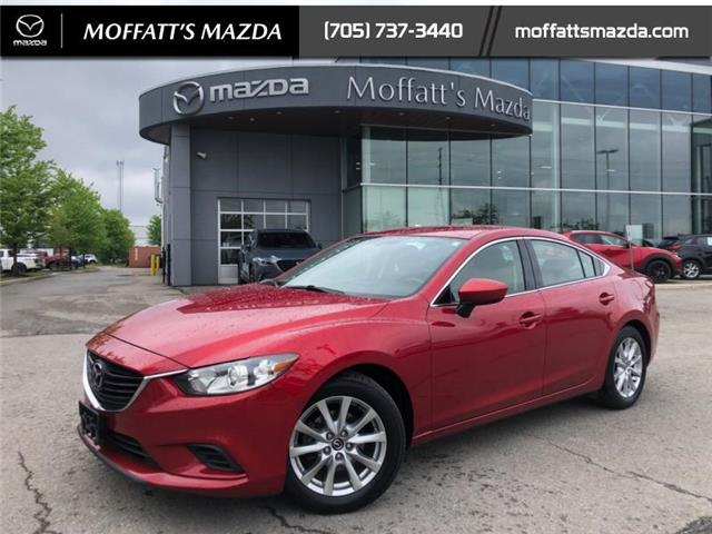 2016 Mazda MAZDA6 GS (Stk: P9213A) in Barrie - Image 1 of 24