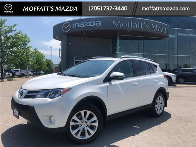 2014 Toyota RAV4 Limited (Stk: P9273A) in Barrie - Image 1 of 23
