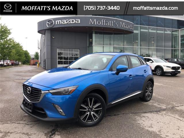 2016 Mazda CX-3 GT (Stk: P9336A) in Barrie - Image 1 of 25