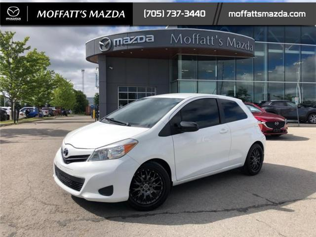 2012 Toyota Yaris CE (Stk: P9159AA) in Barrie - Image 1 of 15