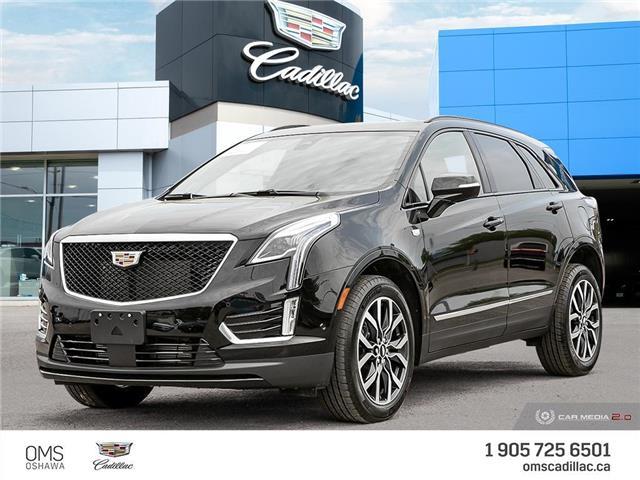 2021 Cadillac XT5 Sport (Stk: T1133222) in Oshawa - Image 1 of 28