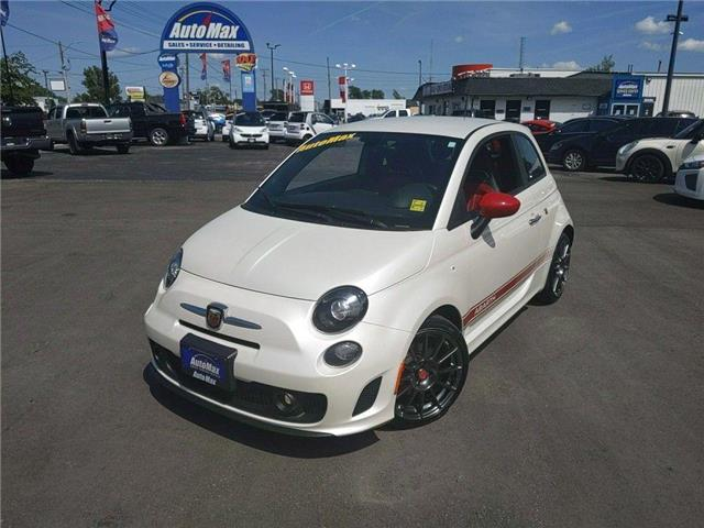 2016 Fiat 500 Abarth (Stk: A9588) in Sarnia - Image 1 of 30