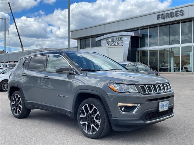 2019 Jeep Compass Limited (Stk: 732867) in Waterloo - Image 1 of 29