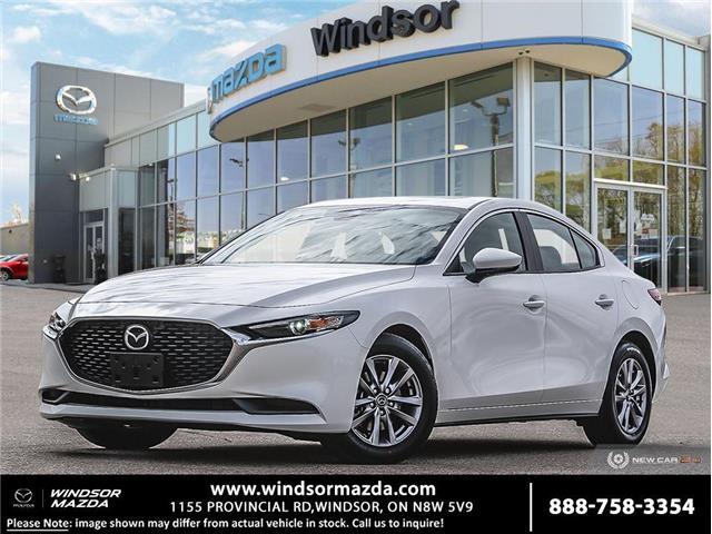 2021 Mazda Mazda3 GS (Stk: M341407) in Windsor - Image 1 of 23