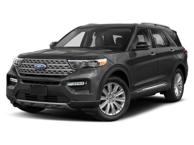 2021 Ford Explorer Platinum (Stk: 21T8695) in Toronto - Image 1 of 9